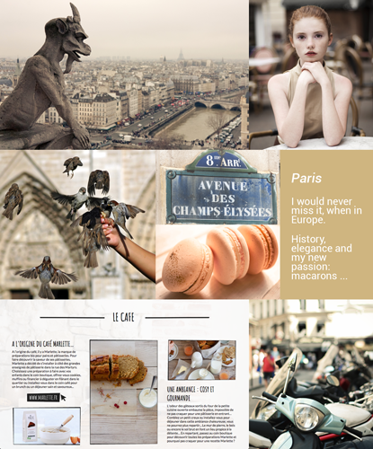 Images, Photos, Pictures, collages, mood board, Pinterest