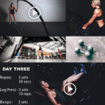 Record progress and capture technique